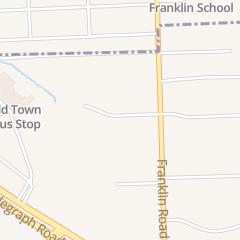 Directions for Medical Park Pharmacy in Bloomfield Hills, MI 799 Denison CT Ste B