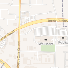 Directions for A Nail in Valdosta, GA 3262 Inner Perimeter Rd