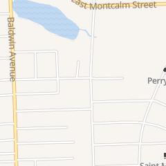Directions for Southern Automotive Inc in Pontiac, MI 597 N Saginaw St