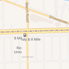 Directions for Nail Spa in Redford, MI 25725 W 8 Mile Rd