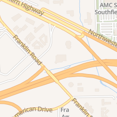 Directions for Embassy Suites Southfield in Southfield, MI 28100 Franklin Rd