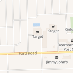Directions for Target in Dearborn Heights, MI 26650 Ford Rd