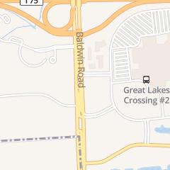 Directions for Champs Sports in Auburn Hills, MI 4246 Baldwin Rd