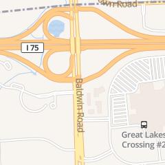 Directions for Finish Line in Auburn Hills, MI 4332 Baldwin Rd