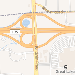 Directions for Palace Locker Room Gt Lakes Crossing in Auburn Hills, MI 4374 Baldwin Rd