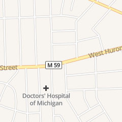 Directions for Omega Pharmacy in Pontiac, MI 420 W Huron St