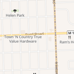 Directions for Sunshine Collision Inc in Garden City, MI 27621 Ford Rd