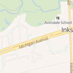 Directions for Inkster 24 Hour Lock & Key Services in Inkster, MI