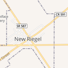 Directions for Jackets Barbershop in New Riegel, OH 13 W Tiffin St