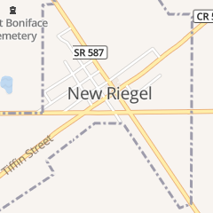 Directions for FINANCIAL DESIGN PROPERTY & CASUALTY in New Riegel, OH 15 W Tiffin St