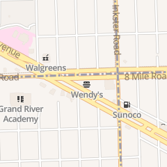 Directions for Wendy's Old Fashioned Hamburgers in Livonia, MI 27526 Grand River St