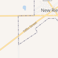 Directions for Bromack Electric Services Inc in New Riegel, OH 51 W Tiffin St