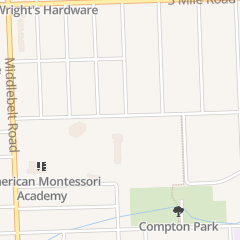 Directions for Saint Genevieve Faith Formation in Livonia, MI 28933 Jamison St