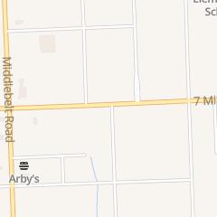 Directions for Metro Detroit Phone Repair in Livonia, MI 28915 7 Mile Rd