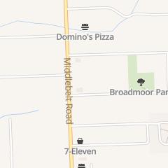 Directions for EMMETTS in Livonia, MI 15800 Middlebelt Rd