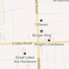 Directions for Mcdonald's Restaurant in Livonia, MI 15399 Middlebelt Rd