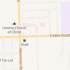 Directions for Dale Yee Chow Mein in Livonia, MI 31180 5 Mile Rd