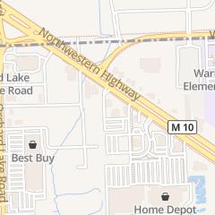 Directions for Holiday Inn Express in Farmington Hills, MI 32769 Northwestern Hwy
