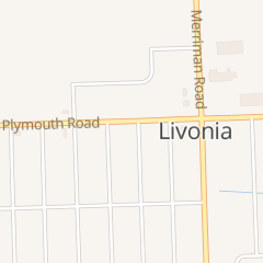 Directions for Rosedale Cleaners in Livonia, MI 31619 Plymouth Rd