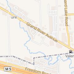 Directions for The American Legion in Farmington, MI 31775 Grand River Ave