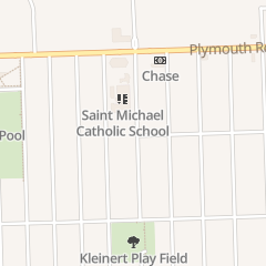 Directions for Saint Michael's Church in Livonia, MI 11311 Hubbard St
