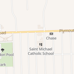 Directions for Saint Michael's Church in Livonia, MI 11400 Fairfield St