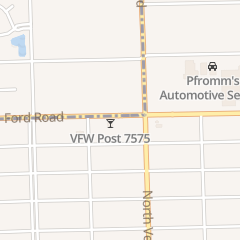 Directions for Vfw (Veterans of Foreign Wars) in Garden City, MI 33011 Ford Rd