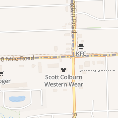 Directions for Fashion Cleaners in Livonia, MI 33523 8 Mile Rd Ste D1