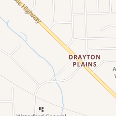 Directions for Drayton Auto Care Inc in Waterford, MI 4555 Dixie Hwy