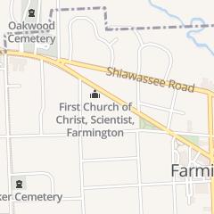 Directions for City of Farmington in Farmington Hills, MI 33805 Grand River Ave