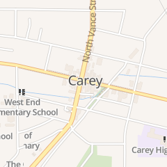 Directions for Carey Pizza Palace in Carey, OH 111 E Findlay St