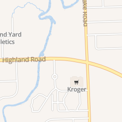 Directions for Kroger Food and Pharmacy in Waterford, MI 5111 Highland Rd