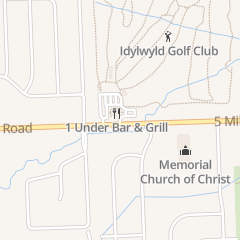 Directions for One Under in Livonia, MI 35780 5 Mile Rd