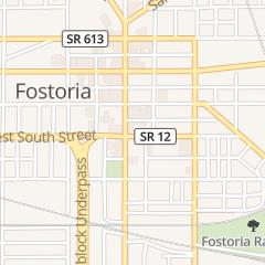 Directions for Fostoria Dells Inc in Fostoria, OH 224 S Main St