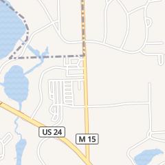 Directions for Palmer J Burns Dds in Clarkston, MI 5825 S Main St Ste 204