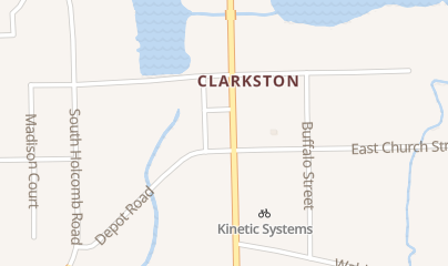 Directions for Office Pride® Commercial Cleaning Services of Pontiac-Clarkston in Clarkston, MI Clarkston