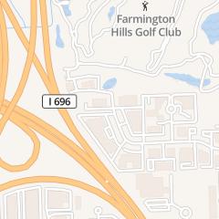 Directions for City of Farmington Hills in Farmington Hills, MI 38111 Interchange Dr