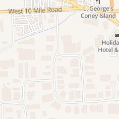 Directions for Michigan Hockey in Farmington Hills, MI 23995 Freeway Park Dr