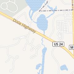 Directions for Clarkston Motel Motor Inn in Clarkston, MI 6583 Dixie Hwy