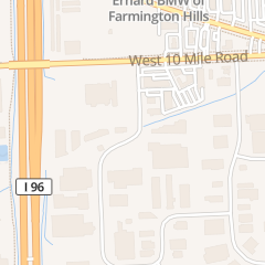 Directions for Cafe Americana in Farmington Hills, MI 24057 Research Dr