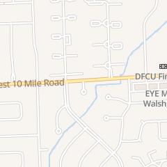 Directions for Prime Care Novi in Novi, MI 39555 W 10 Mile Rd Ste 302