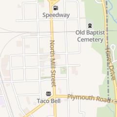 Directions for Salon International in Plymouth, MI 696 N Mill St Frnt