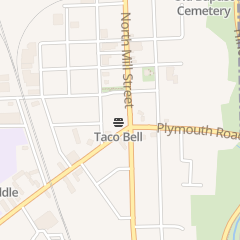 Directions for Meeting House Grand Ballroom in Plymouth, MI 499 S Main St