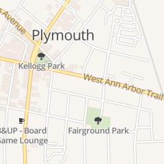 Directions for Roose Animal Hospital in Plymouth, MI 509 W Ann Arbor Trl