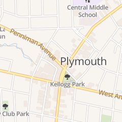 Directions for Doll House in Plymouth, MI 824 Penniman Ave