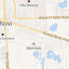 Directions for JMJ JEWWLRY INC in NOVI, MI 43043 GRAND RIVER AVE