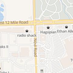 Directions for Franklincovey in Novi, MI 27738 Novi Rd