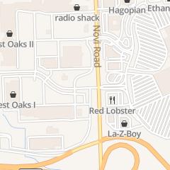 Directions for Five Below in Novi, MI 43514 W Oaks Dr