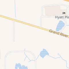 Directions for Foote Tractor Inc in Novi, MI 46401 Grand River Ave