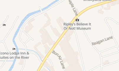Directions for Ole Smoky Distillery in Gatlinburg, TN 903 Parkway Ste 107